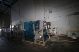 """Wepackit Case Packer, M/N MPV 300, S/N MPV 300-1529, 460 Volts, 3 Phase, with 10"""" W Conveyor Belt,"""