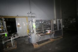 Pearson Packaging Systems Case Erection System, M/N R218, S/N 200202189838, 460 Volts, 3 Phase, with