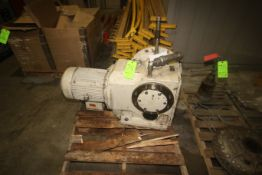 Spare 7/14 hp Separator Motor, 870/1760 RPM (LOCATED IN WINNSBORO, TX)