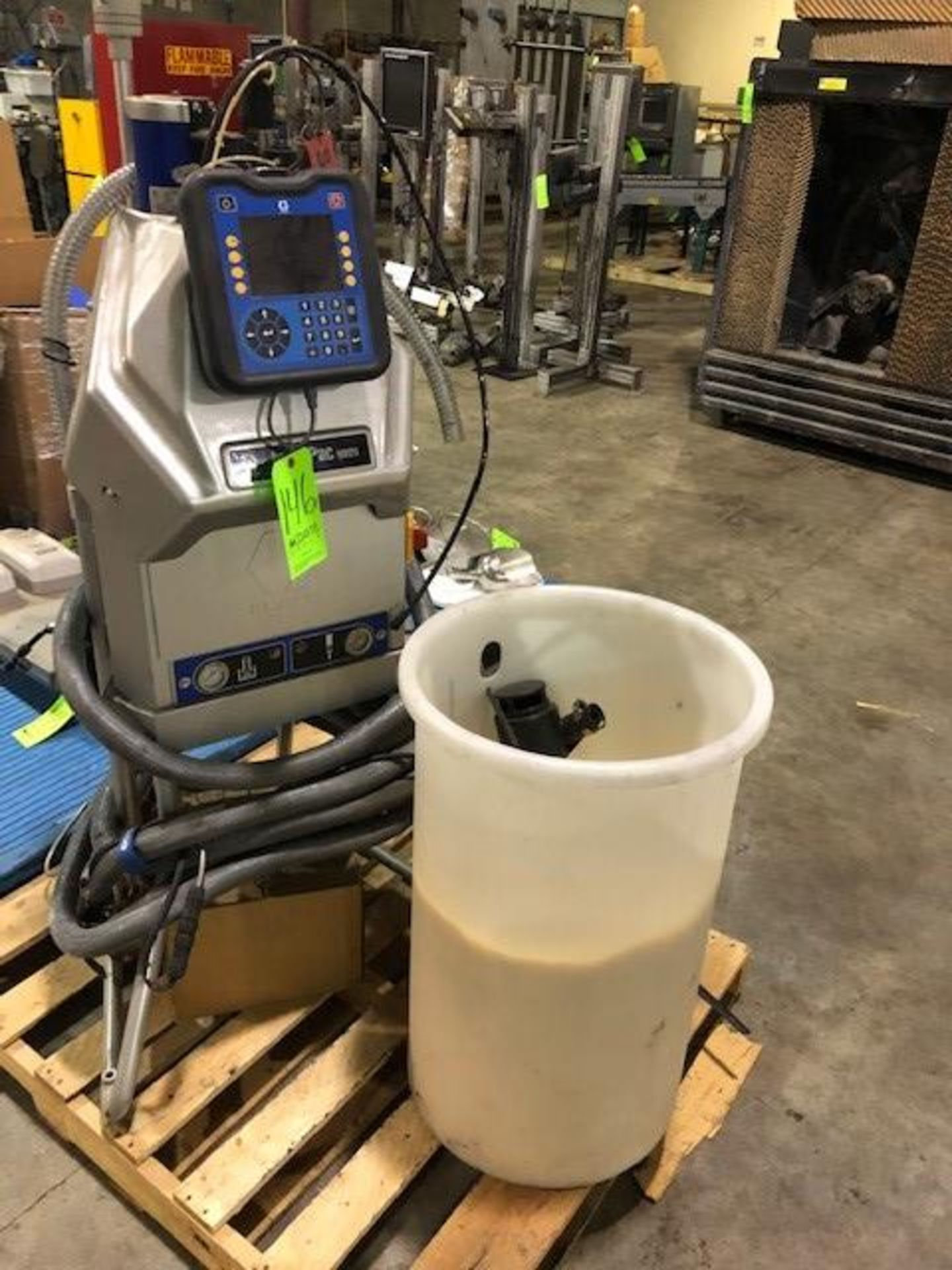 Lot 146 - Graco Invipac HN25 Hot Melt Adhesive Delivery System, M/N HN25SYSTEM, S/N A0246, Series 13A, with