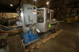 WexXar Case Erector, M/N WFH, S/N 221, Includes Nordson ProBlue 7 Glue Pot, with Straight Sections