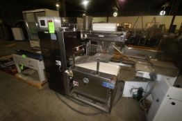 """ARPAC Shrink Wrapper, M/N L18SS, S/N 13393, 460 Volts, 1 Phase, with 115"""" W Conveyor Belt, with"""
