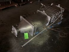 S/S Butter Churn Discharge Units,