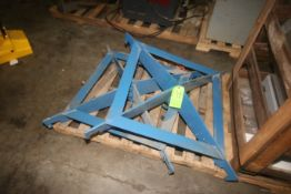 "Super-Sac Hoist Attachments, Overall Dims.: Aprox. 40"" L x 40"" W (LOCATED IN WINNSBORO, TX) ("