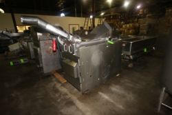 Iverson Butter Processor, M/N 8475, S/N 84750116, with Dual Augers, with Outfeed Chute, with