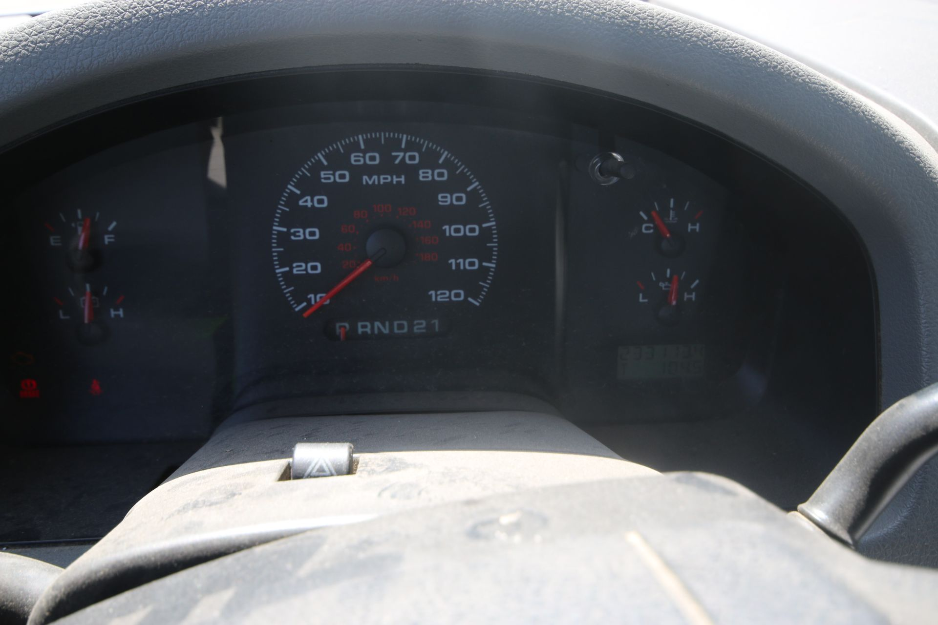 2006 Ford F150 S/C Pick Up Truck, VIN #: 1FTRX12W46FA38458, with 233,106 Miles, Started Up as of - Image 4 of 21