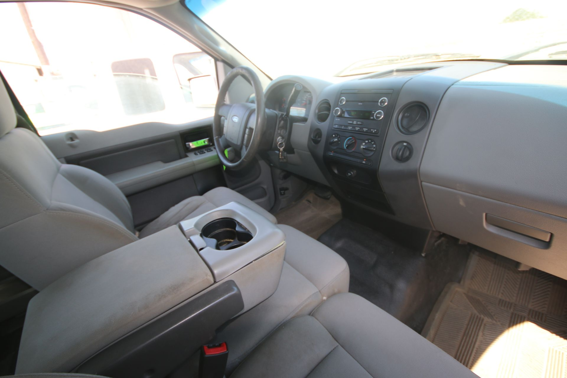 2008 Ford F150 Pick Up Truck, VIN #: 1FTRX12W7BFB9710, with 214,817 Miles, Started Up as of 06/24/ - Image 13 of 24