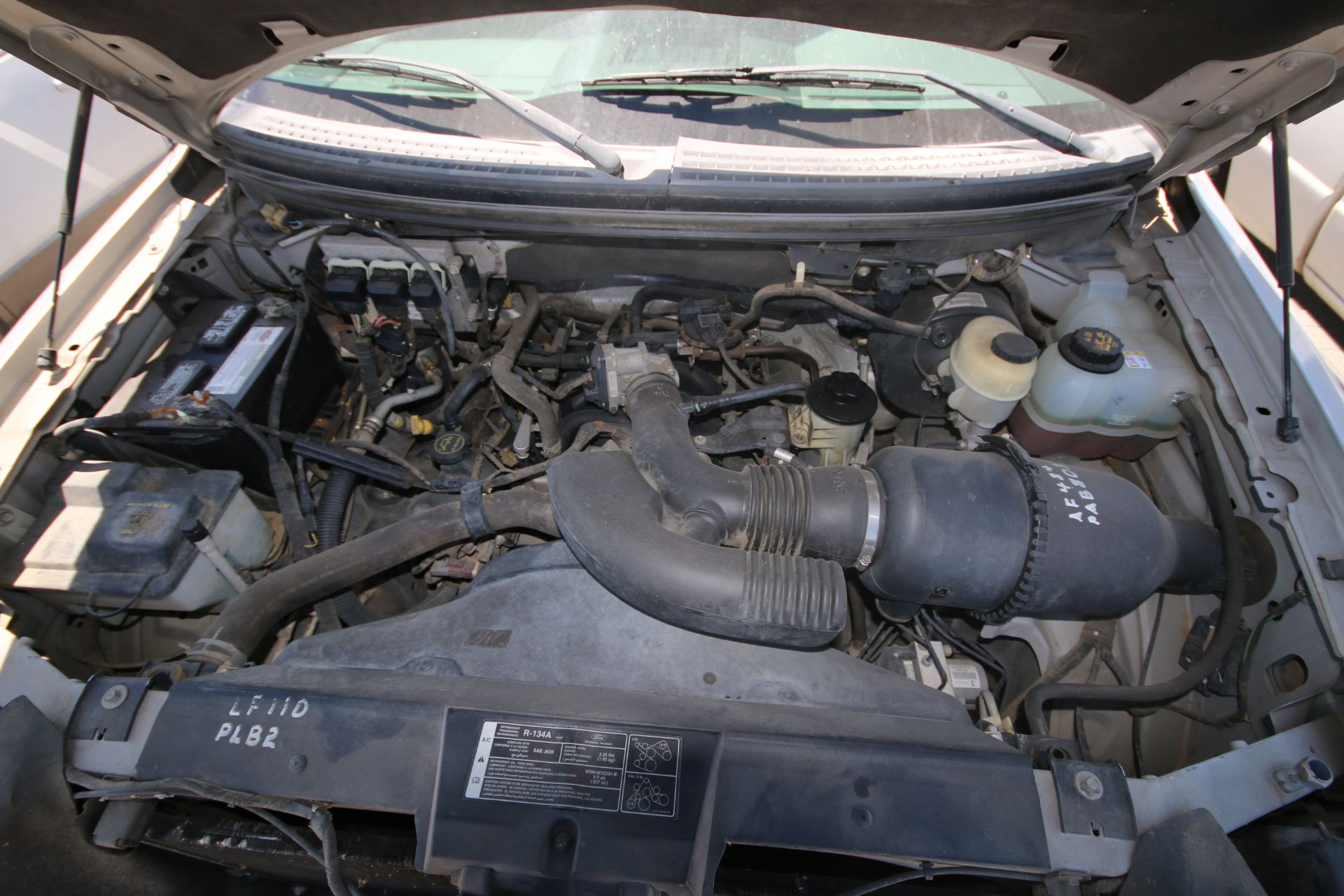 2008 Ford F150 Pick Up Truck, VIN #: 1FTRX12W7BFB9710, with 214,817 Miles, Started Up as of 06/24/ - Image 22 of 24
