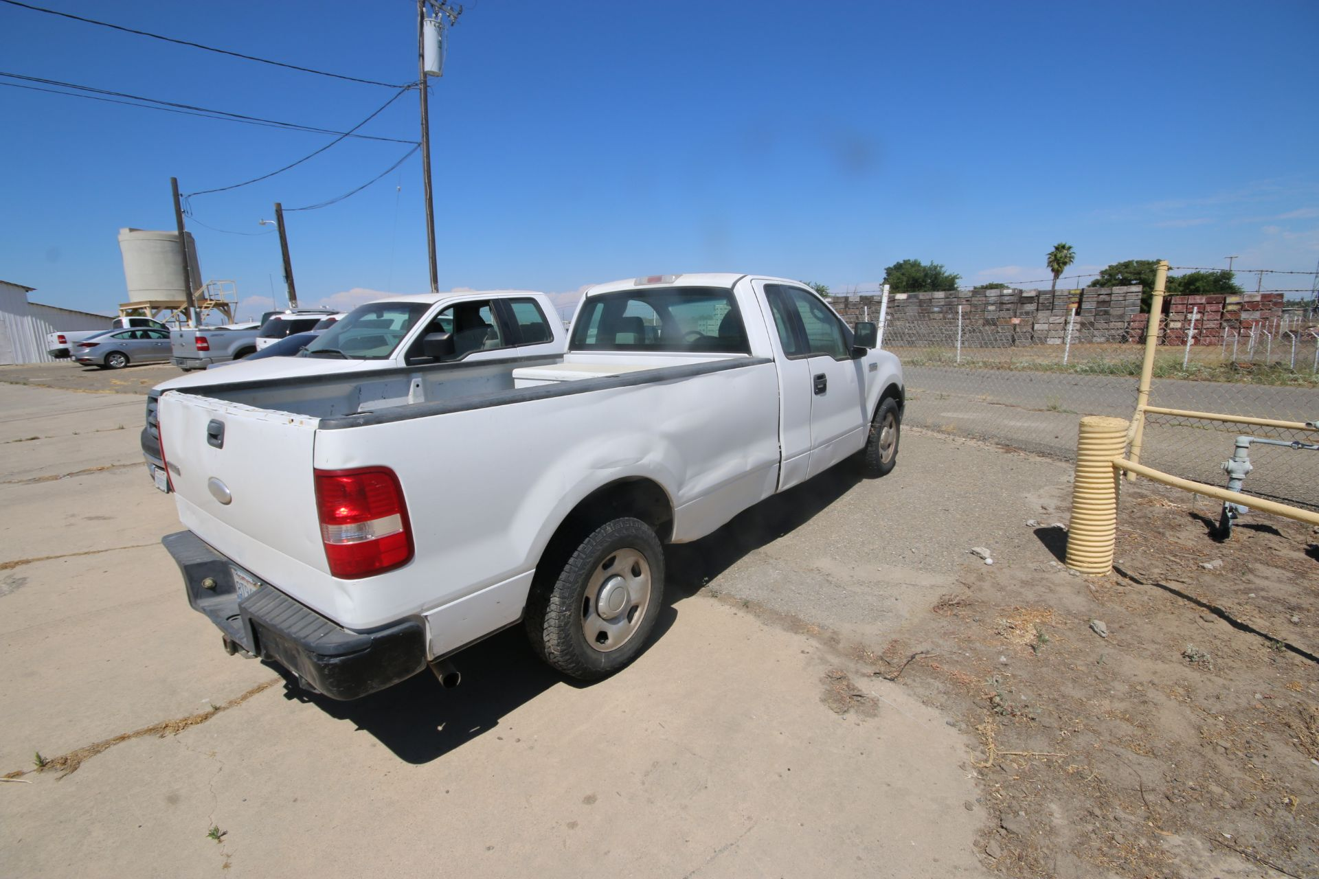 2006 Ford F150 L/B Pick Up Truck, VIN #: 1FTRF12256NA38863, with 167,638 Miles, Started Up as of - Image 3 of 18