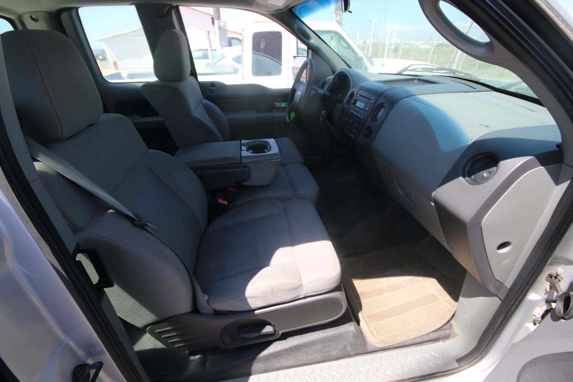 2008 Ford F150 Pick Up Truck, VIN #: 1FTRX12W7BFB9710, with 214,817 Miles, Started Up as of 06/24/ - Image 11 of 24