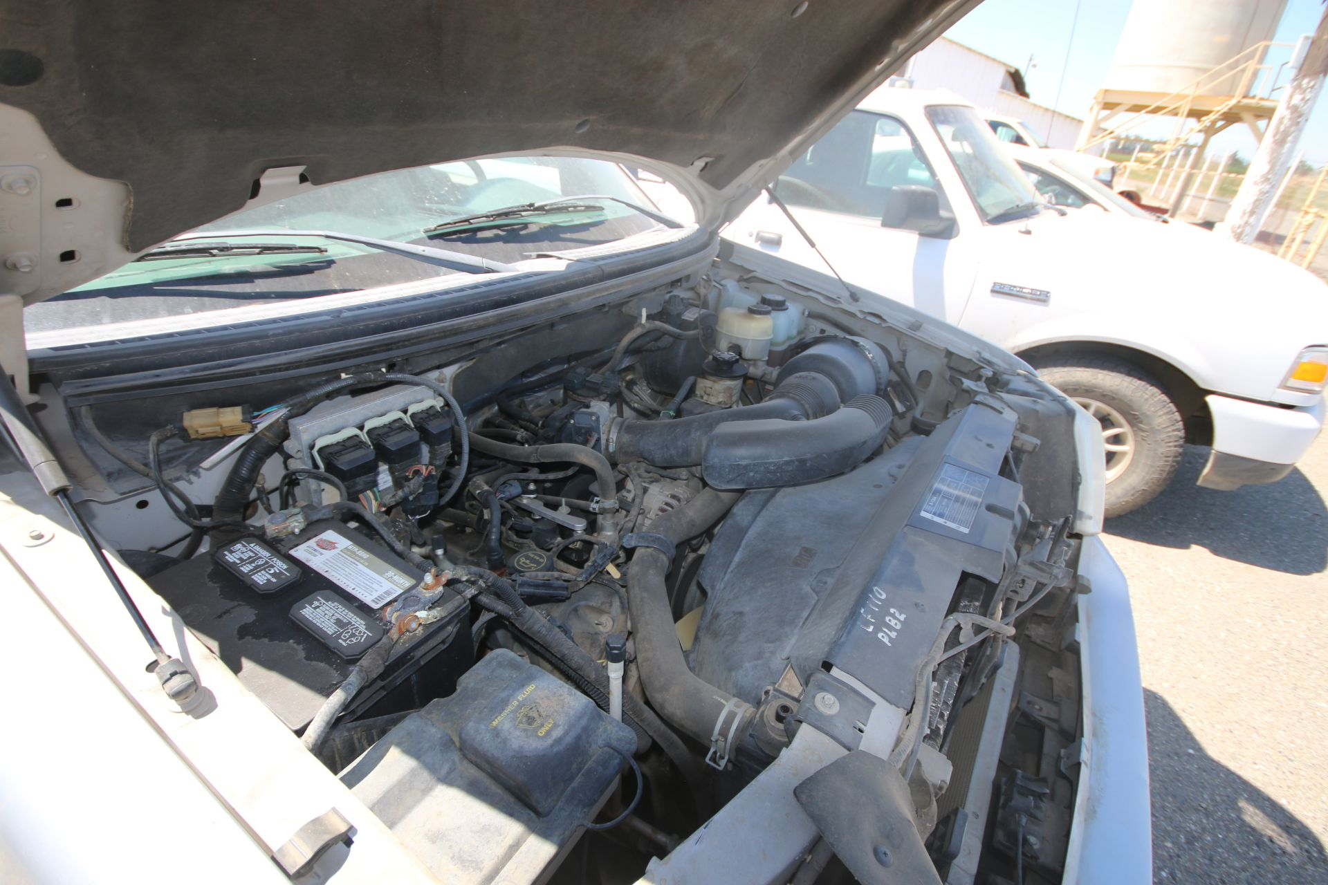 2008 Ford F150 Pick Up Truck, VIN #: 1FTRX12W7BFB9710, with 214,817 Miles, Started Up as of 06/24/ - Image 24 of 24