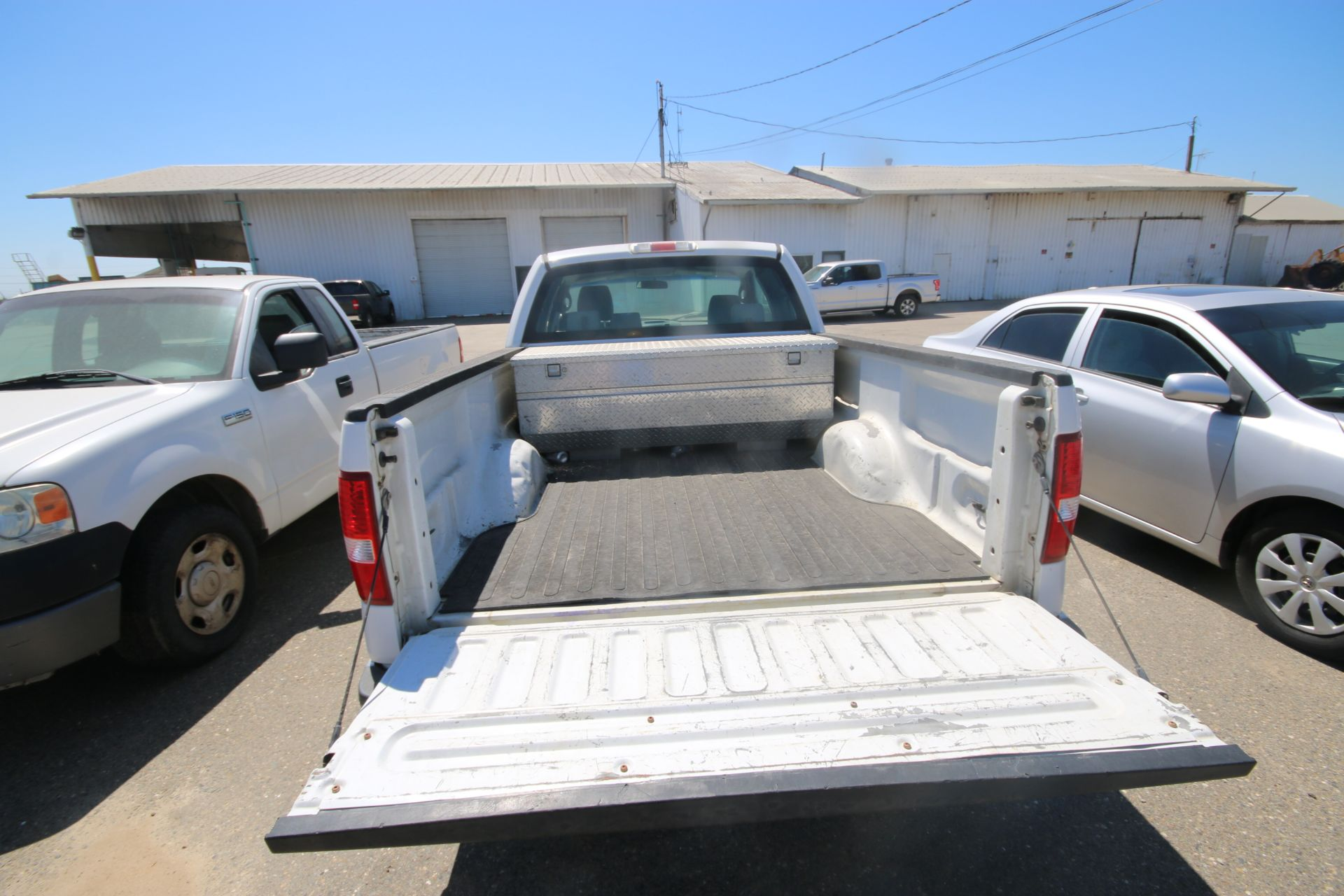 2006 Ford F150 S/C Pick Up Truck, VIN #: 1FTRX12W46FA38458, with 233,106 Miles, Started Up as of - Image 6 of 21