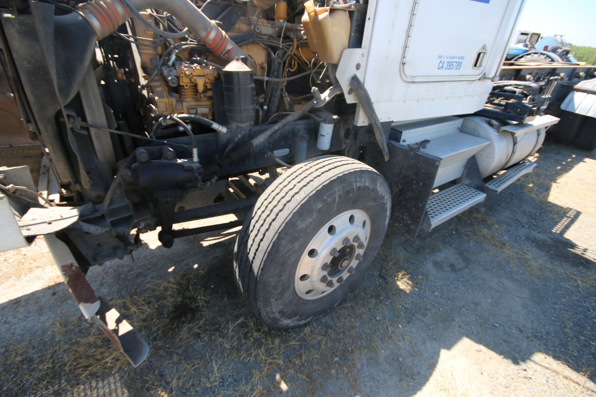 1996 Kenworth 3-Axle Roll-Off Straight Truck, VIN #: 1XKDDB9XOTS687107, with 24,722 Miles, License - Image 22 of 30