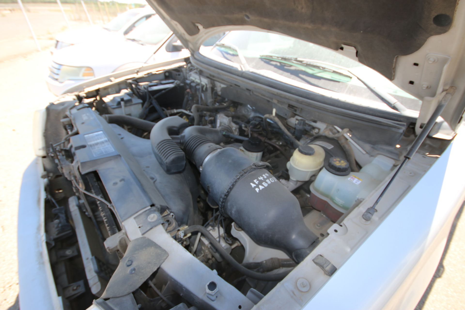 2008 Ford F150 Pick Up Truck, VIN #: 1FTRX12W7BFB9710, with 214,817 Miles, Started Up as of 06/24/ - Image 23 of 24