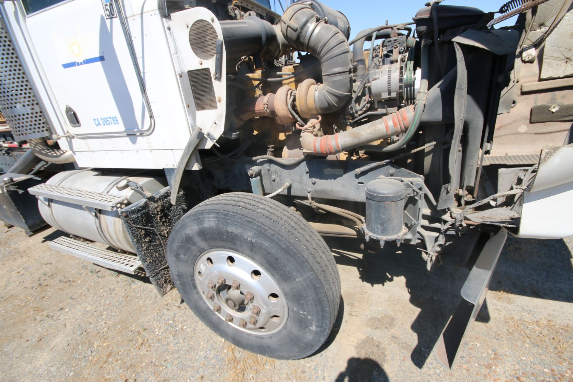 1996 Kenworth 3-Axle Roll-Off Straight Truck, VIN #: 1XKDDB9XOTS687107, with 24,722 Miles, License - Image 23 of 30