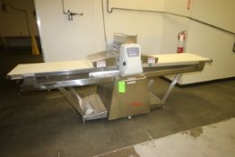 Rondo Doge Automatic Reversible Dough Sheeter, M/N SFA 612, S/N C3A372104, 220 Volts, 3 Phase,