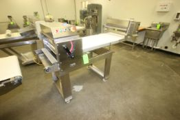 "Rondo Doge Dough Calibrator & Duster, M/N ZKWA607 A, S/N C6262210, with Aprox. 25"" W Belt, with"