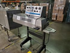 DOBOY Continuous Band Bag Sealer