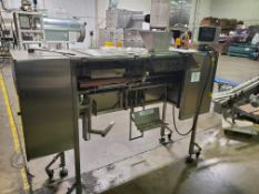 JMC Wicketted Bagging and Sealing System, ModelWBS-0918, S/N 0918-137S, Allen Bradly PanelView 550