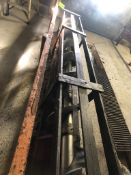 S/S SCREW AUGER CONVEYOR (REPORTEDLY NEW IN CRATE)