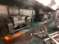 Prepared Foods (RTE) and Vegetable Processing Equipment Auction in Indianapolis