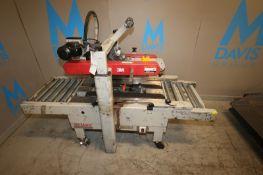 2012 3M-Matic Top & Bottom Case Sealer, Part No.: SEB0000513, S/N 50517, 120 Volts,