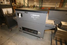 Charles Beseler Co. Shrink Tunnel, M/N T-20-12, S/N 10920916, 220 Volts, 1 Phase,