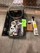 ASSORTED SPARE PARTS FOR LOT 210 BATCH CHILLER (LOAD & RIG FEE $20.00 - OPTIONAL PALLETIZING,