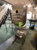 ICOTET S/S CONTROL PANEL, PREVIOUSLY FUNCTIONING WITH BOTH ABL FRUIT WASHERS (LOTS 159; 159 A),