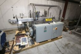 2011 Trine Labeler, M/N 4400, S/N MSN07084 18,500.00, with PLC Controls, with Allen Bradley Power