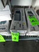 (2) NEW IN BOX, EDLUND KR-50 KNIFE RACK, ASSORTED COLOR CODING (LOAD & RIG FEE $30.00 - OPTIONAL
