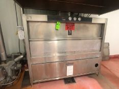 DOUGLAS MACHINE CORP DISHWASHER, MODEL SD-36-SCSC, WITH HOT WATER TANK (BELIEVED TO BE 2015) (LOAD &