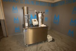 OMVE S/S Carbo-Fill Carbonated Filler, with 2009 Pressure Reservoir, S/N 070911117,
