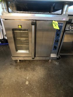 2016 ALTO-SHAM CONVECTION OVEN, MODEL ASC-4G, S/N 1745394-000 (LOAD & RIG FEE $225.00 - OPTIONAL