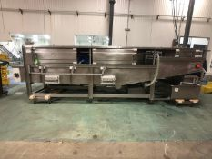 2012 ABL Fruit Washer, Model Tank, S/N MATR 108, Reportedly Used for Mellons Previously, Both