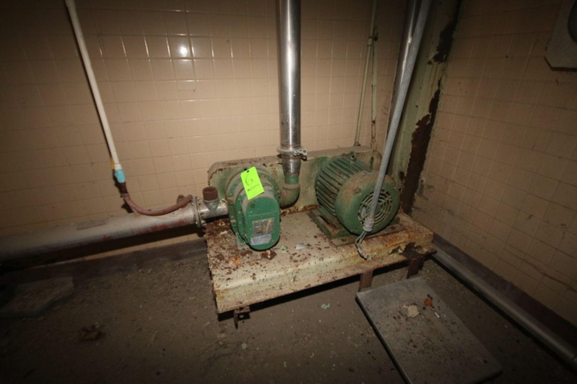 Surtobilt Positive Displacement Blower Vacuum Skid, M/N GAEHBLA, S/N 4453 (LOCATED IN Muenster, TX)