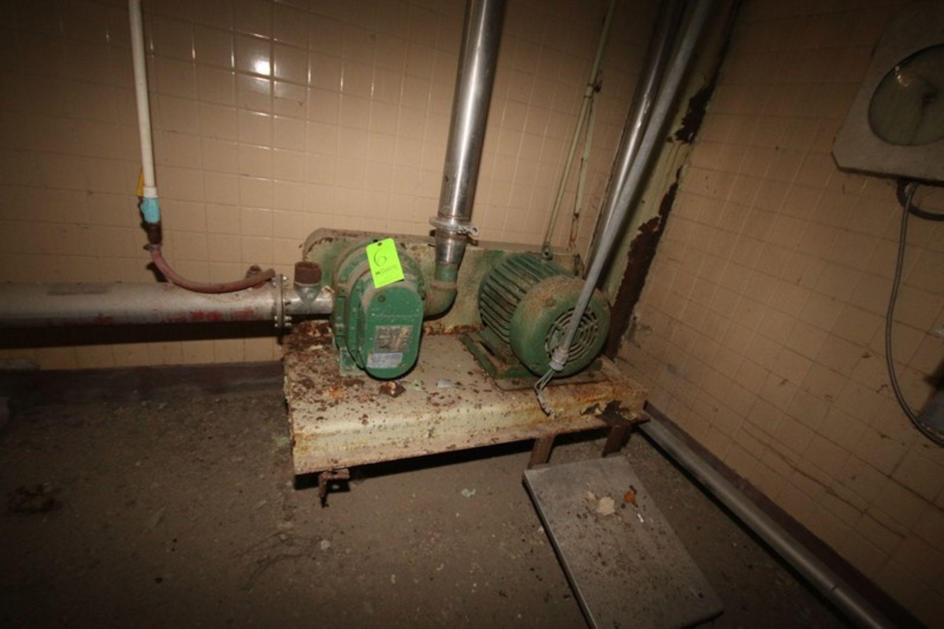 Surtobilt Positive Displacement Blower Vacuum Skid, M/N GAEHBLA, S/N 4453 (LOCATED IN Muenster, TX) - Image 2 of 3