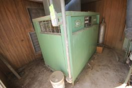 Sullair Rotary Screw Air Compressor, M/N 12B-40HACAC, S/N 003-86148., 44,580 Hours (LOCATED IN