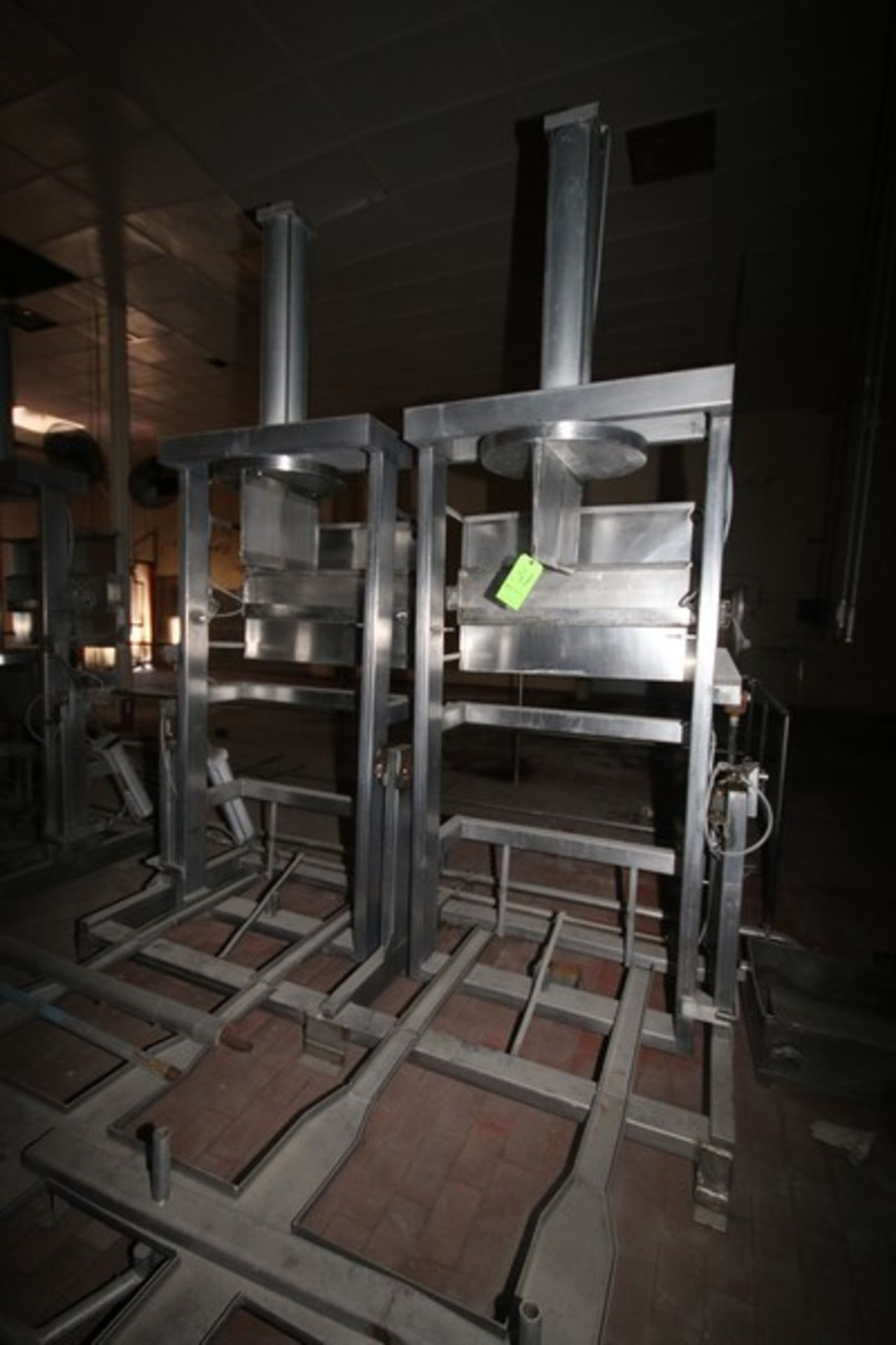 Dual Air Operated Dewatering Cheese Press (LOCATED IN Muenster, TX) - Image 3 of 5