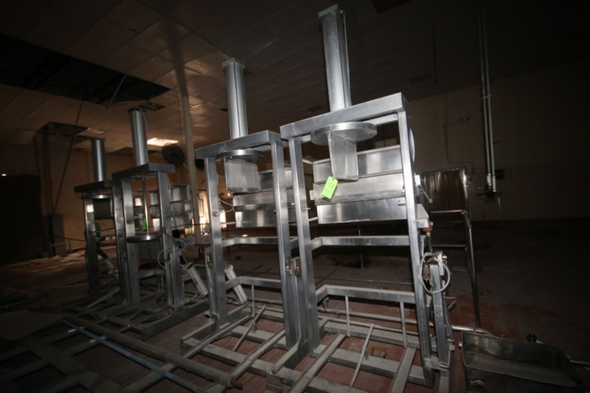 Dual Air Operated Dewatering Cheese Press (LOCATED IN Muenster, TX) - Image 2 of 5