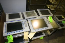 NEW Allen-Bradley Touchscreen Displays, Includes (2) PanelView Plus 1250s, (1) PanelView Plus