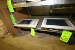 NEW Allen-Bradley Touchscreen Displays, Includes (1) PanelView Plus 1000 & (1) PanelView Plus
