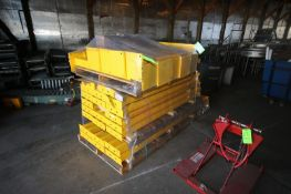 NEW Yellow Safety Railers--NEVER Installed (LOCATED IN TOY BARN) (LOCATED IN MEDFORD, WI) (
