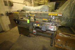 Mettler Toldeo Hi-Speed Check Weigher Conveyor, with Baldor 1 hp Drive, 1725 RPM Motor, 208-230/