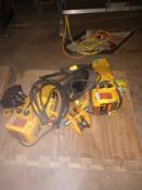 Harrington Electric Hoists with Hook & Chain, Type IC-BN, 115 Volts, 1 Phase (LOCATED IN MEDFORD,