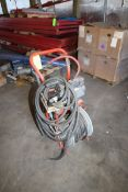 Rigid High Pressure Cart, with Hoses & Motor (LOCATED IN TOY BARN) (LOCATED IN MEDFORD, WI) (