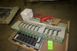 (3) Pallets of Assorted Electronics & Electronic Racks, Includes Allen-Bradley Kinetix 6000 Drives &