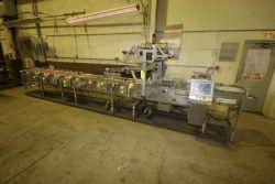 Bosch Doboy Linium S/S Flow Wrapper, M/N Linium 315, S/N 09-29054, with Allen-Bradley PanelView Plus