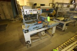 Conflex Packaging Inc. L-Bar Sealer, M/N L-250A, S/N Z563093, 220 Volts, 3 Phase, Mounted on