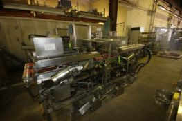 Grote Dual Blade S/S Pepperoni Slicer, with Allen-Bradley PanelView Plus 1250 Touchscreen, with